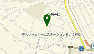 桜木ふれあい緑地の地図画像