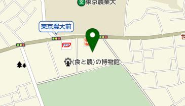 馬事公苑前緑地の地図画像