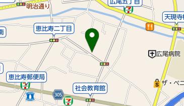 豊沢児童遊園地の地図画像
