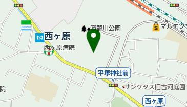 東京都北区防災センター(地震の科学館)の地図画像