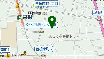 豊中市立文化芸術センターの地図画像