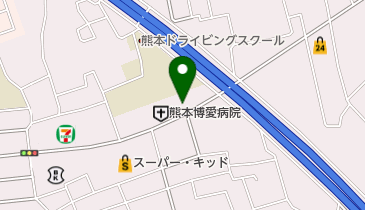 街の保険屋さん くすのき店の地図画像