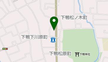 加茂みたらし茶屋の地図画像