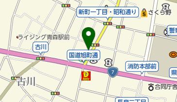 味の札幌 大西の地図画像