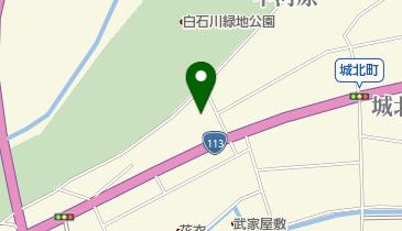 うーめん番所の地図画像
