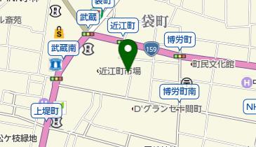 近江町市場 金沢おでん いっぷくやの地図画像