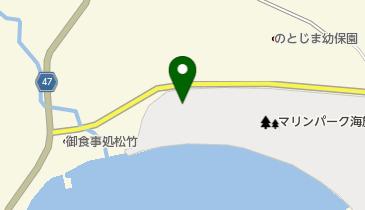ひょっこり温泉 島の湯の地図画像