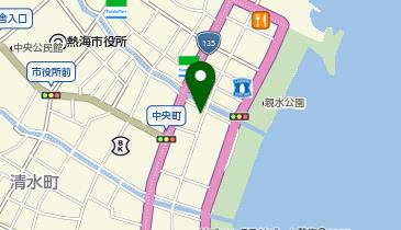 干物ダイニング yoshi-魚-tei(ヨシ ウオ テイ)の地図画像