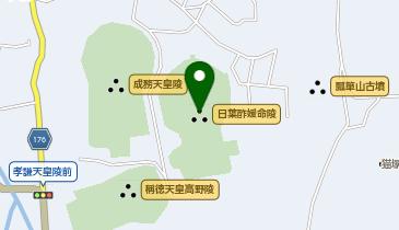 地図 奈良 県