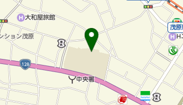 茂原小学校の地図画像
