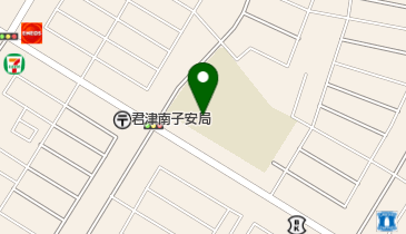 南子安小学校の地図画像