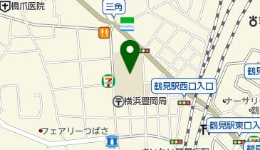 横浜市立豊岡小学校の地図画像