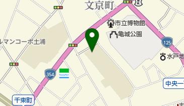 土浦小学校の地図画像