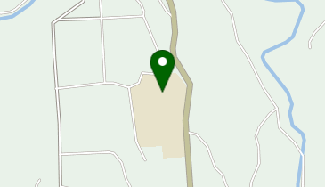天城中学校体育館の地図画像