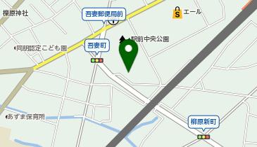 滑川東地区公民館の地図画像