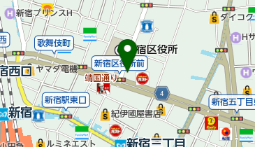 ミスド 新宿