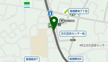 ミスタードーナツ 阪急曽根ショップの地図画像