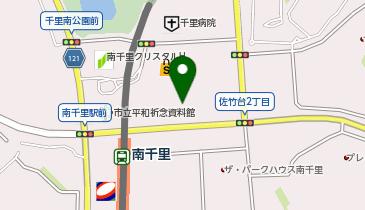 ミスタードーナツ 南千里駅前ショップの地図画像