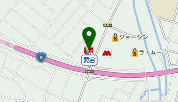 ケンタッキーフライドチキン 長岡川崎店の地図画像