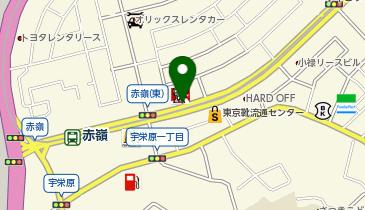 ケンタッキーフライドチキン 小禄店の地図画像