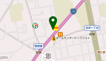 区 スルー 江戸川 ドライブ