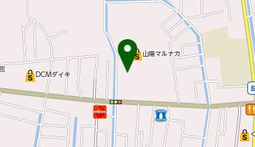 ケンタッキーフライドチキン マルナカ益野店の地図画像