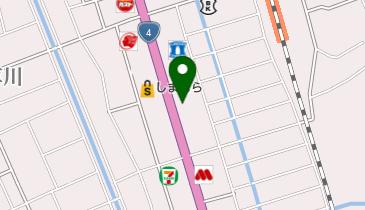 ケンタッキーフライドチキン 氏家店の地図画像