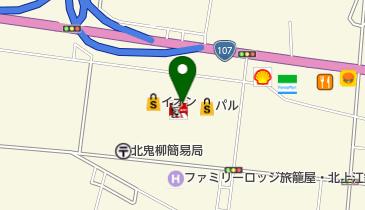 ケンタッキーフライドチキン イオン北上江釣子店の地図画像