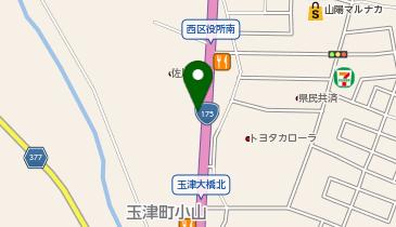 ケンタッキーフライドチキン 玉津店の地図画像