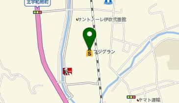 ケンタッキーフライドチキン フジグラン北宇和島店の地図画像