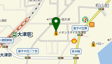 ケンタッキーフライドチキン イオンスタイル大津京店の地図画像