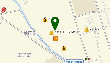 ケンタッキーフライドチキン イオンモール新居浜店の地図画像