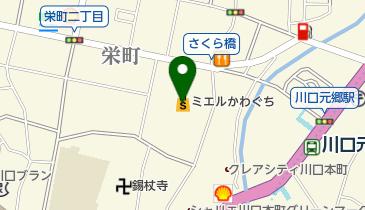ケンタッキーフライドチキン ミエル川口店の地図画像
