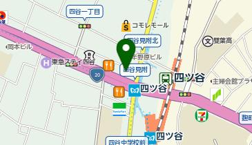 ケンタッキーフライドチキン 四谷駅前店の地図画像