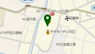 ケンタッキーフライドチキン ララガーデン川口店の地図画像