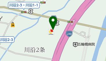ケンタッキーフライドチキン イオン札幌藻岩店の地図画像