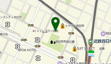 ケンタッキーフライドチキン アピタ四日市店の地図画像