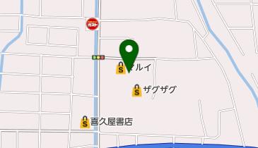ケンタッキーフライドチキン 津山ノースランド店の地図画像