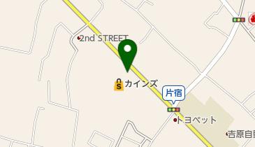 カインズホーム 富士店の地図画像