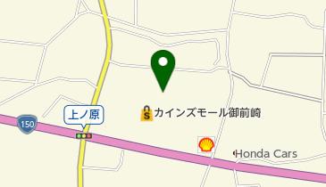 カインズホーム 御前崎店の地図画像