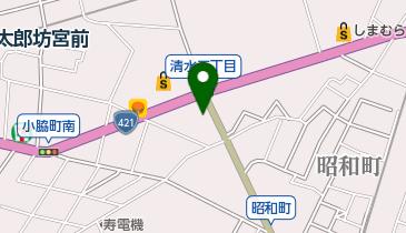 シャトレーゼ 八日市店の地図画像