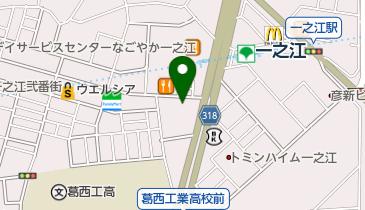 シャトレーゼ 一之江店の地図画像