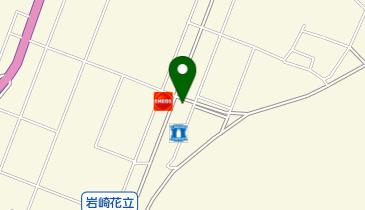 すき家 岐阜岩崎店の地図画像