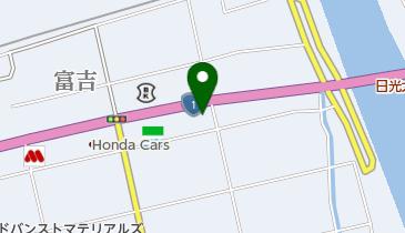 すき家 1国蟹江新田店の地図画像