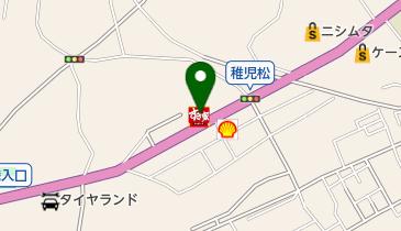 すき家 220号志布志店の地図画像