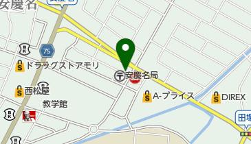 すき家 うるま安慶名店の地図画像