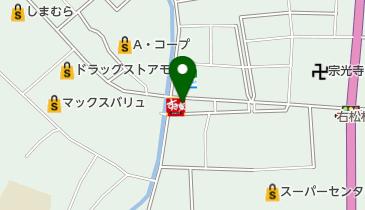 すき家 西都右松店の地図画像