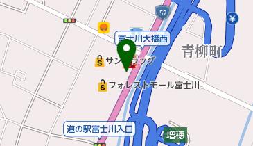 すき家 フォレストモール富士川店の地図画像