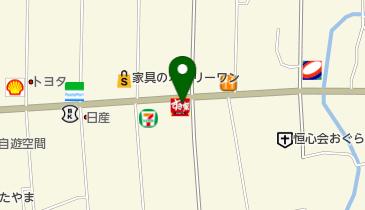 すき家 鹿屋寿店の地図画像