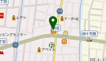 すき家 野々市新庄店の地図画像
